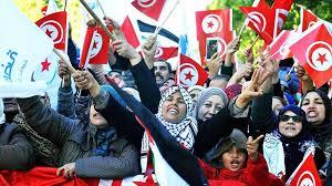Warga Tunisia Memperjuangkan hak mereka